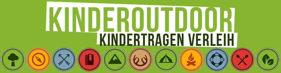 Kindertragen leihen | Der Kindertragen Verleih und Shop von Kinderoutdoor