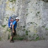 Trägt sich gut und ist stabil. Die Kindertrage Osprey Poco Premium.  Foto (c) kinderoutdoor.de