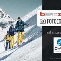 Fotocontest von Bergzeit: Zu gewinnen gibt es für das beste Foto Pyua Skikleidung im Wert von 500€. foto (c) Bergzeit