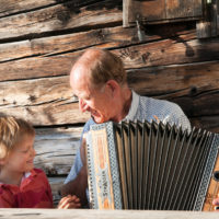 Mit Kindern im Salzburger Land (c) © SalzburgerLand Tourismus