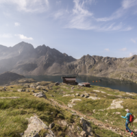 Outdoor Wellness im Nationalpark Hohe Tauern. foto (c) Foto: TVB Osttirol/Quest4Visuality