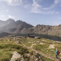 Outdoor Wellness im Nationalpark Hohe Tauern. foto (c) Foto: TVB Osttirol/Quest4Visuality